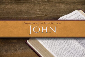 "The series called ""Third John""."