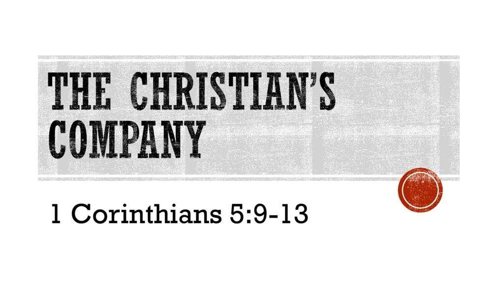 The Christian's Company