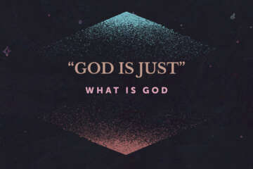 God is Just
