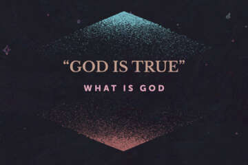 God is True